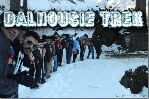 Dalhousie trek YHAI