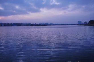 Rachenahalli lake