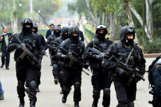 NSG Black cat commando