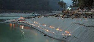 Rishikesh rafting camps